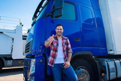 Wir suchen LKW-Fahrer